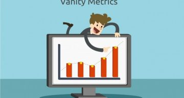 Vanity marketing metrics that are of no use
