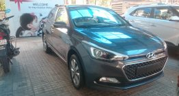 Buying a used Hyundai i20 in Bangalore is just a tick away