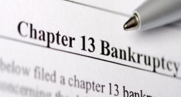 Benefits of filing for Chapter 13 of bankruptcy